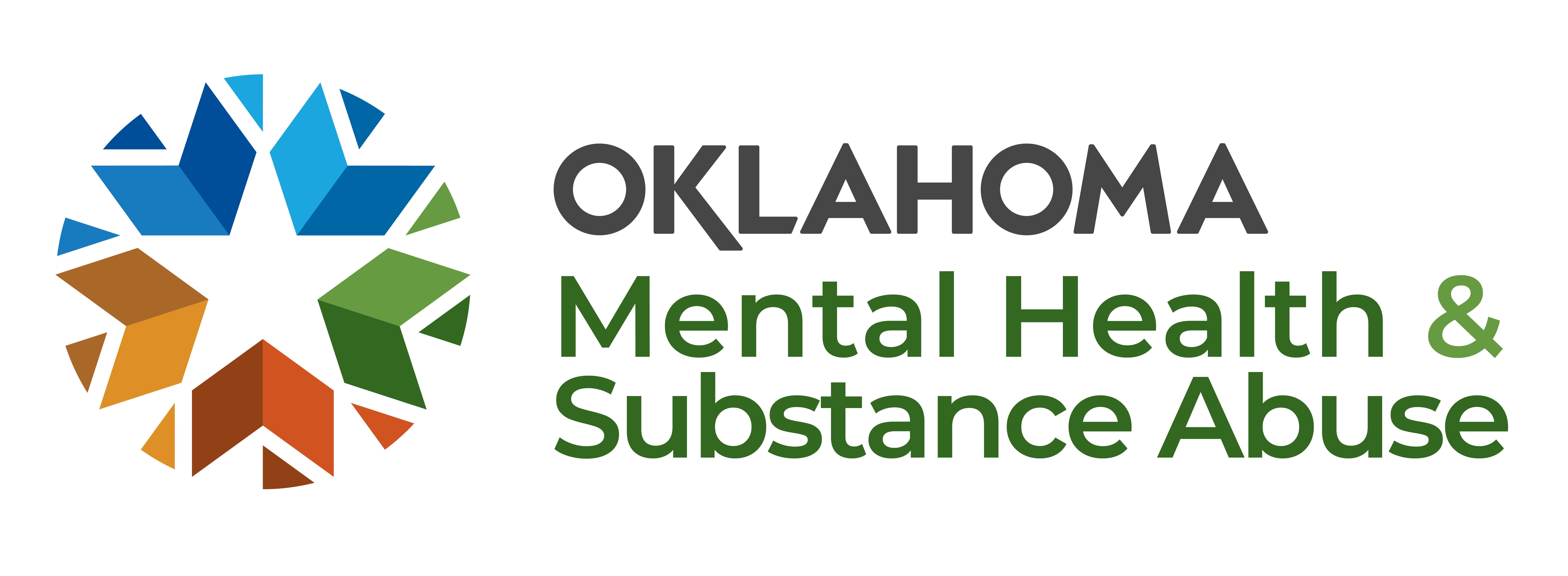 Oklahoma Department of Mental Health and Substance Abuse Services logo
