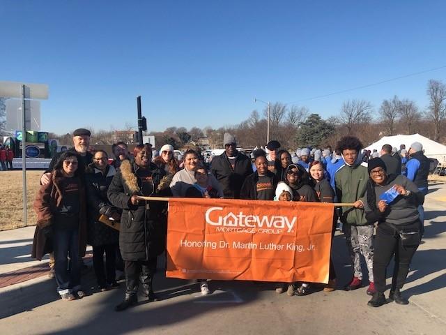 Martin Luther King Walk- Team Walk
