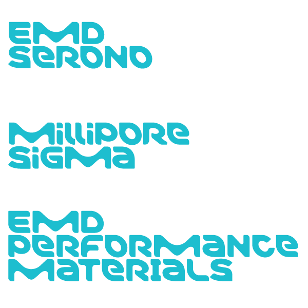 EMD Serono / MilliporeSigma / EMD Performance Materials logo