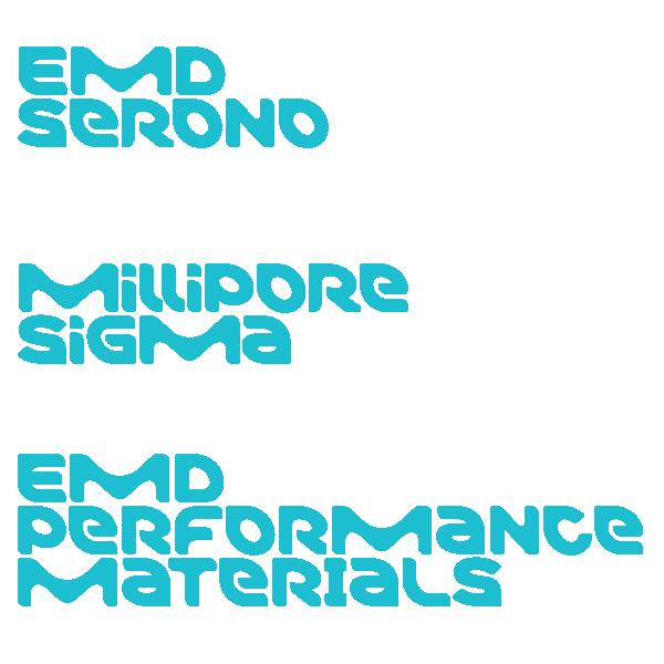 EMD Serono / MilliporeSigma / EMD Performance Materials Company Logo