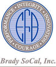 Brady SoCal, Inc. logo
