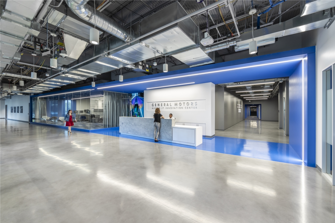 Welcome to the GM IT Austin IT Innovation Center