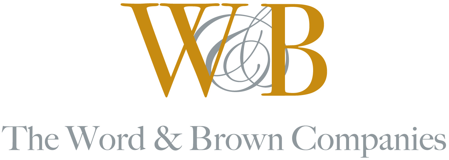 The Word & Brown Family of Companies logo