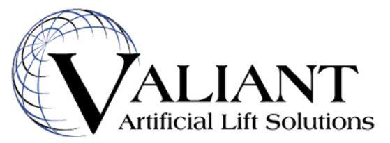 Valiant Artificial Lift Solutions Company Logo