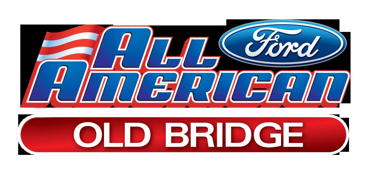 All American Ford in Old Bridge logo