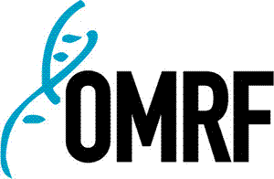 Oklahoma Medical Research Foundation (OMRF) logo