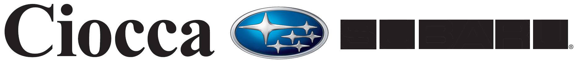 Ciocca Subaru logo