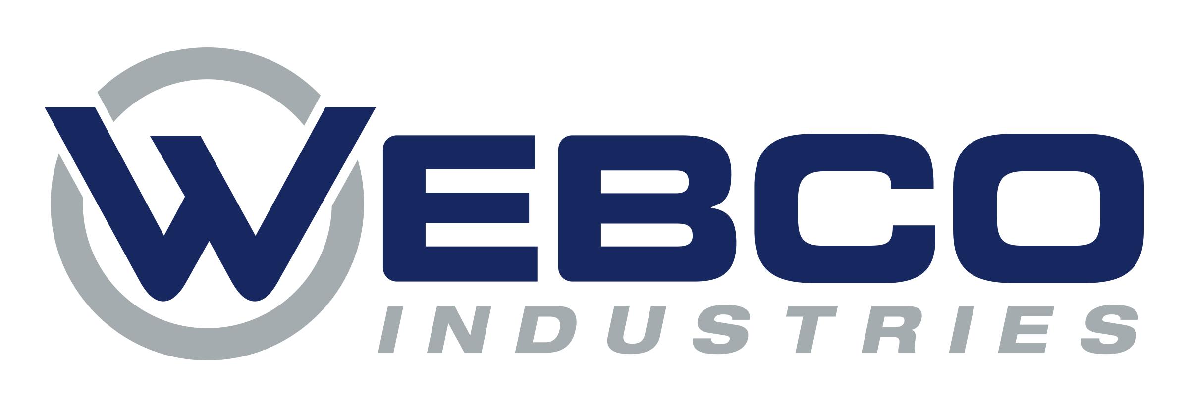 Webco Industries, Inc. logo