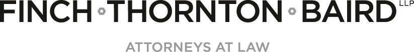 Finch, Thornton & Baird, LLP logo