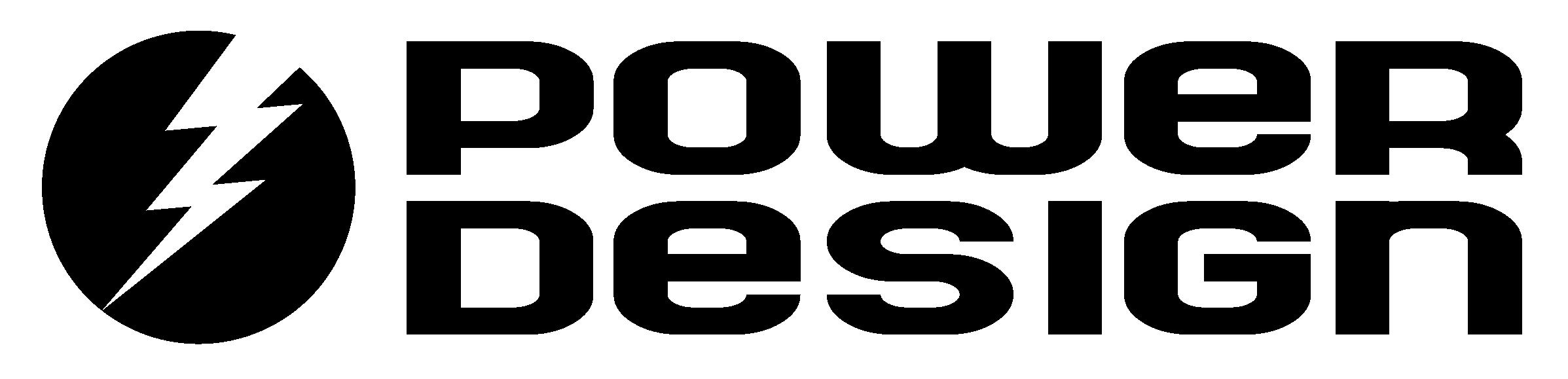Power Design, Inc. logo