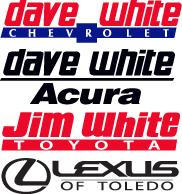 White Family Dealerships logo