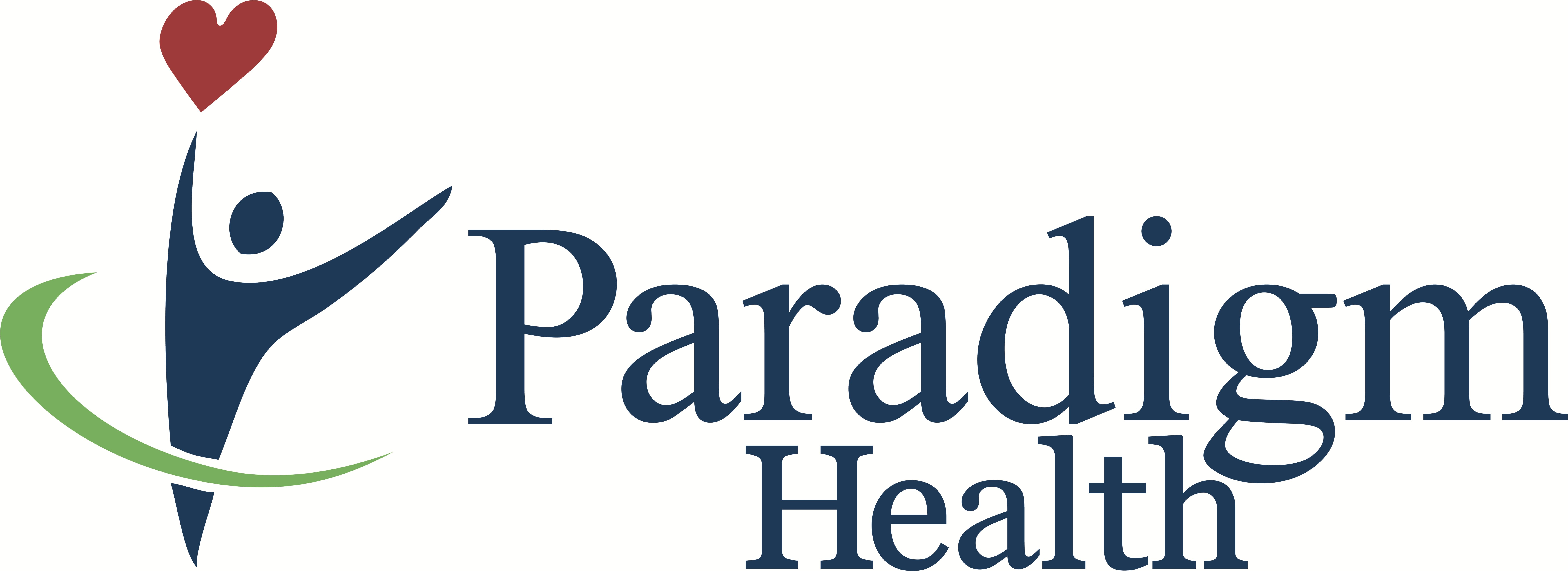 Paradigm Health Company Logo