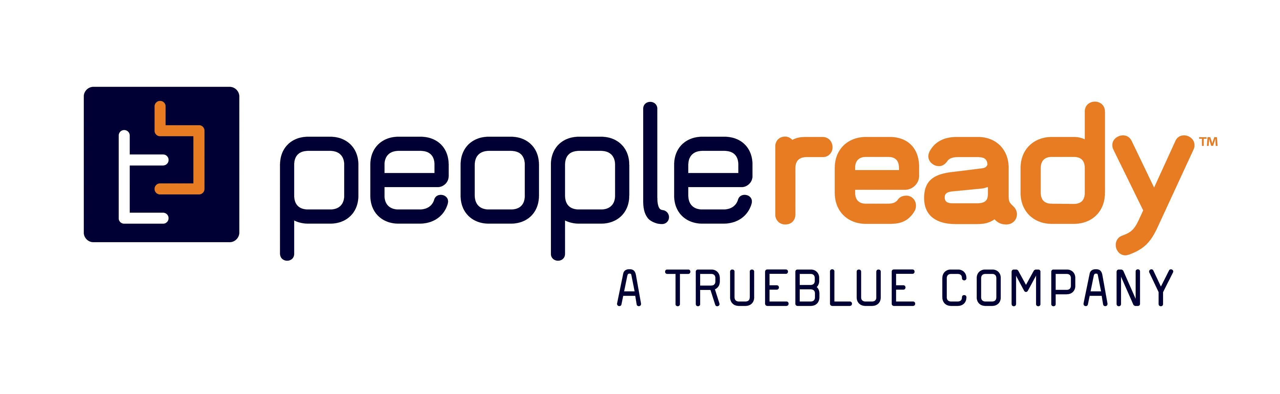 PeopleReady Company Logo