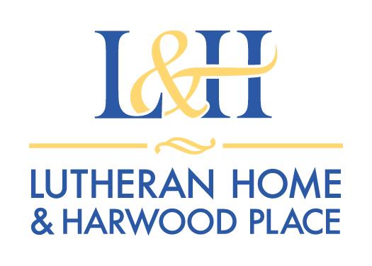Lutheran Home & Harwood Place logo