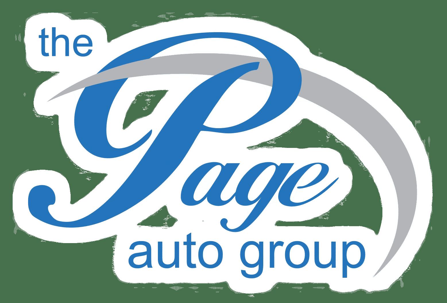 Page Auto Group logo
