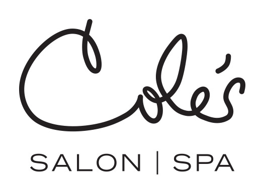 Cole's Salon and Spa Company Logo