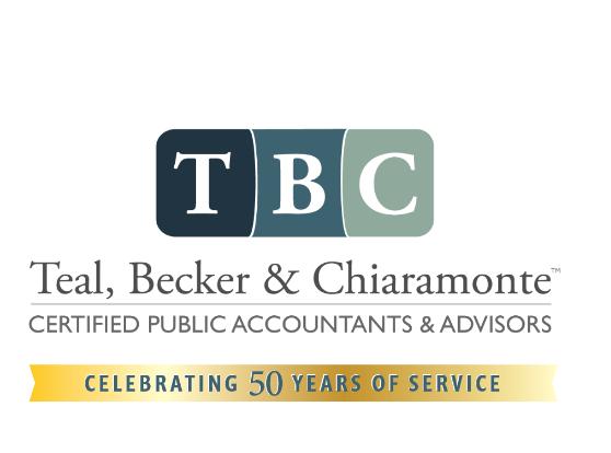 Teal, Becker and Chiaramonte logo