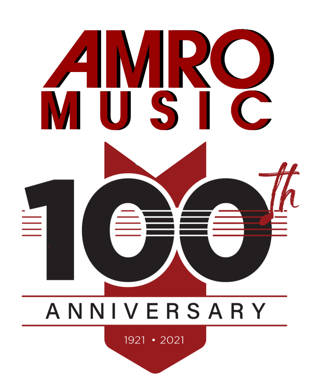Amro Music Stores, Inc. logo