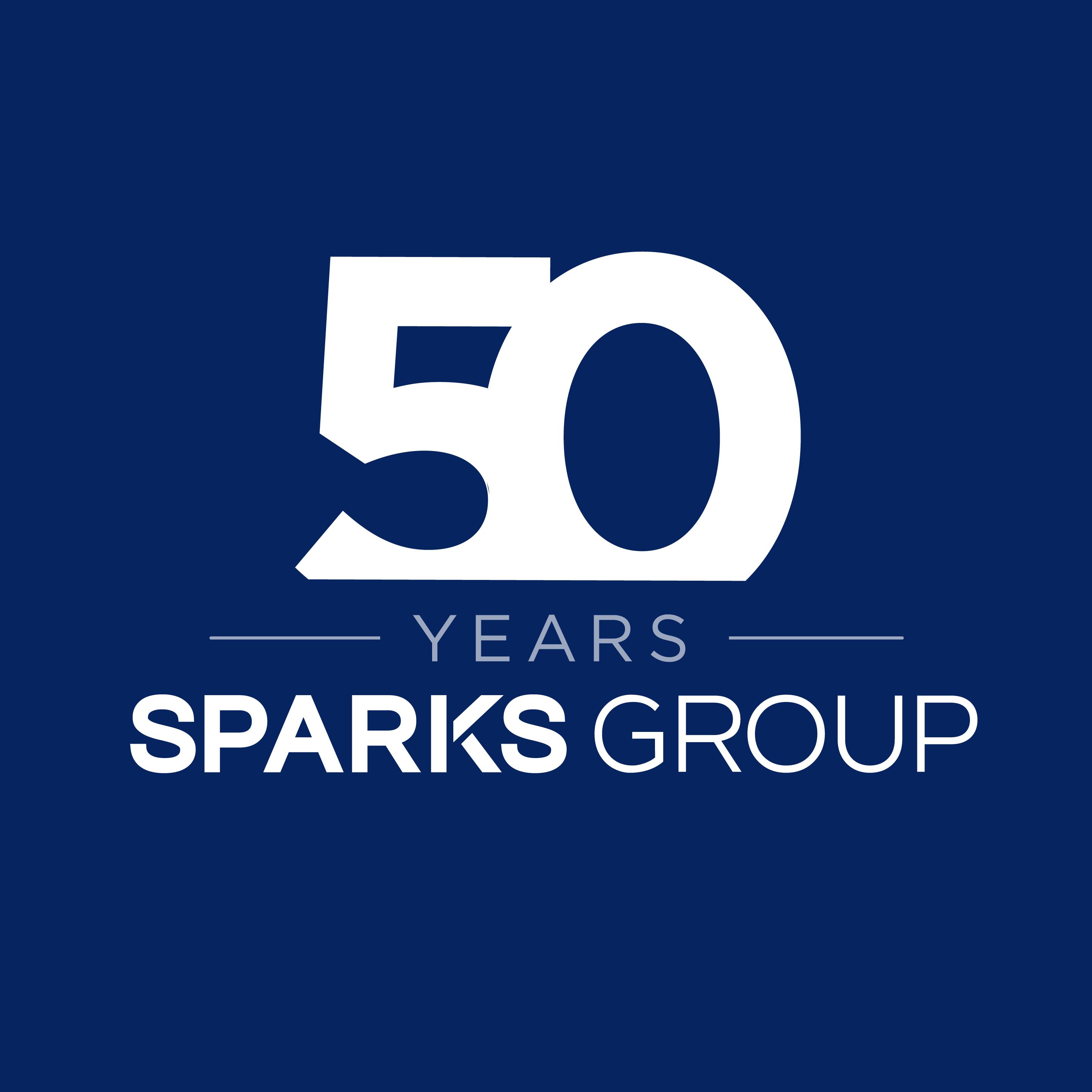 Sparks Group logo