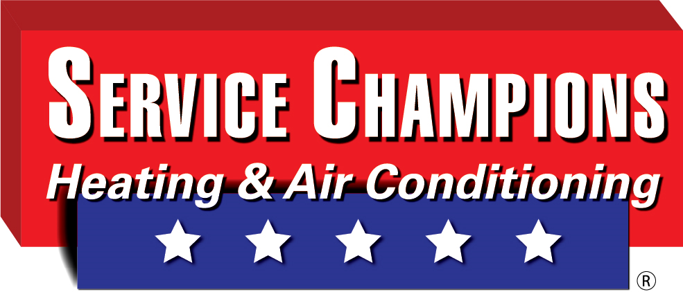 Service Champions Heating and Air Conditioning logo