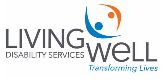 Living Well Disability Services logo