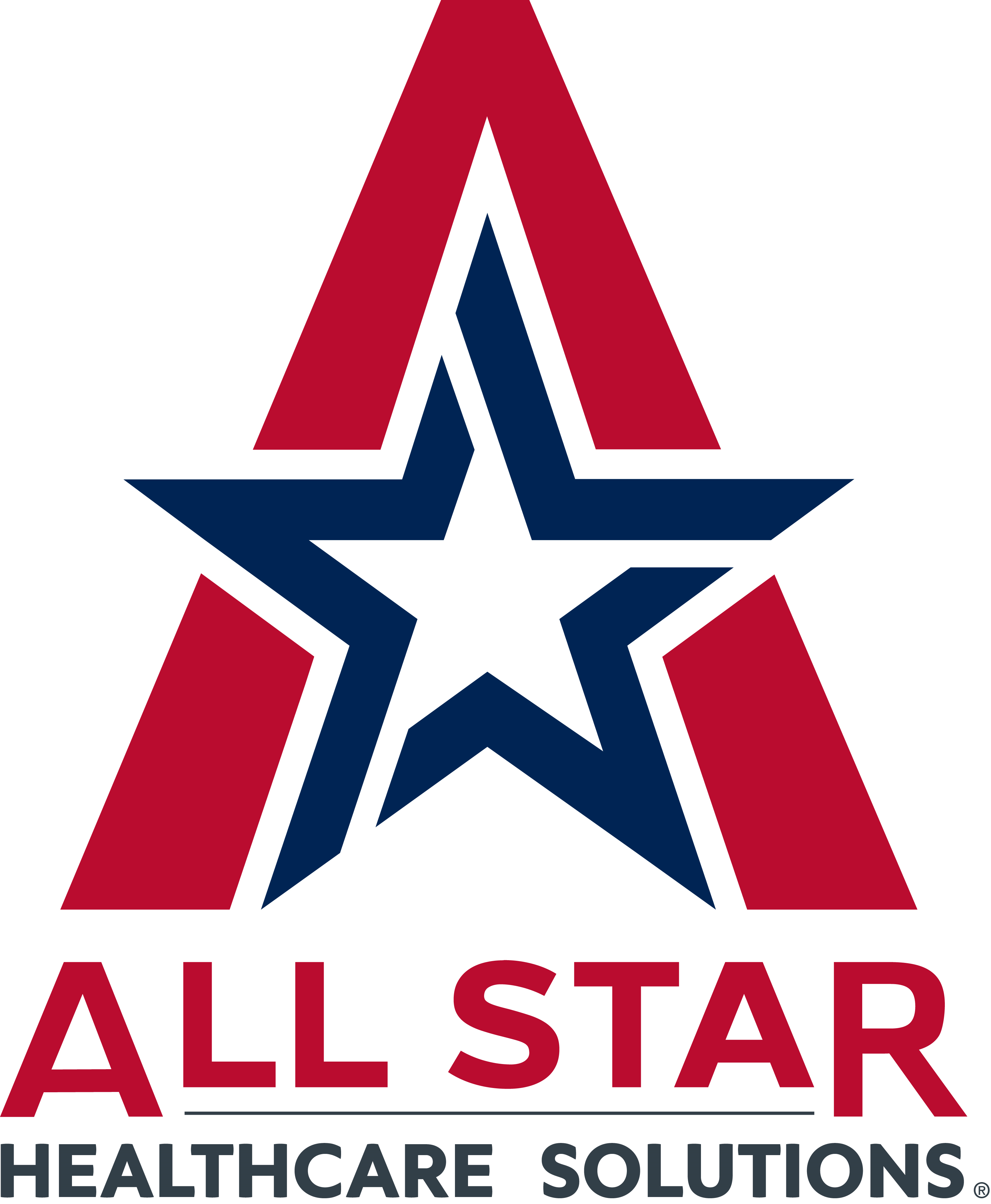 All Star Healthcare Solutions logo