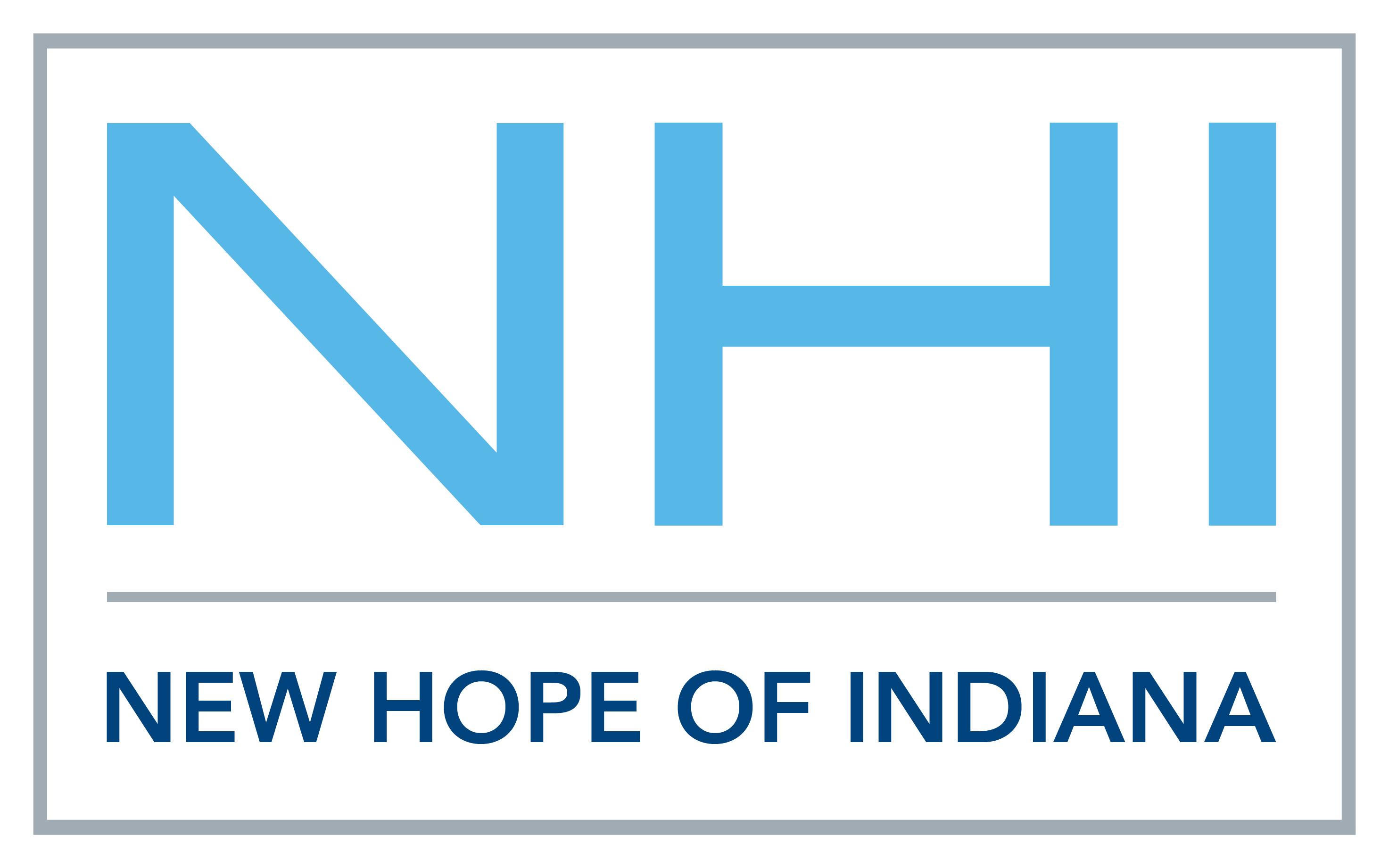 New Hope of Indiana, Inc. logo