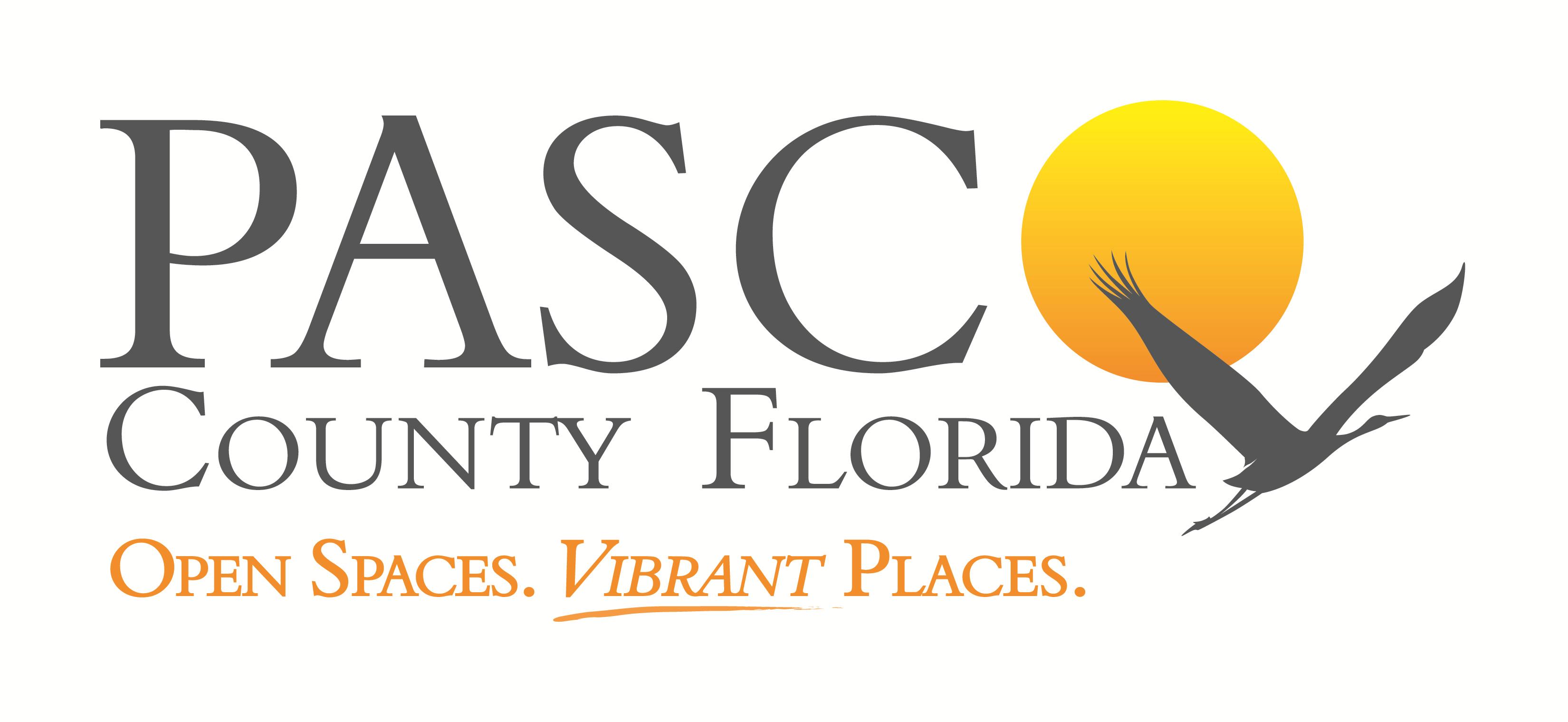 Pasco County BOCC logo