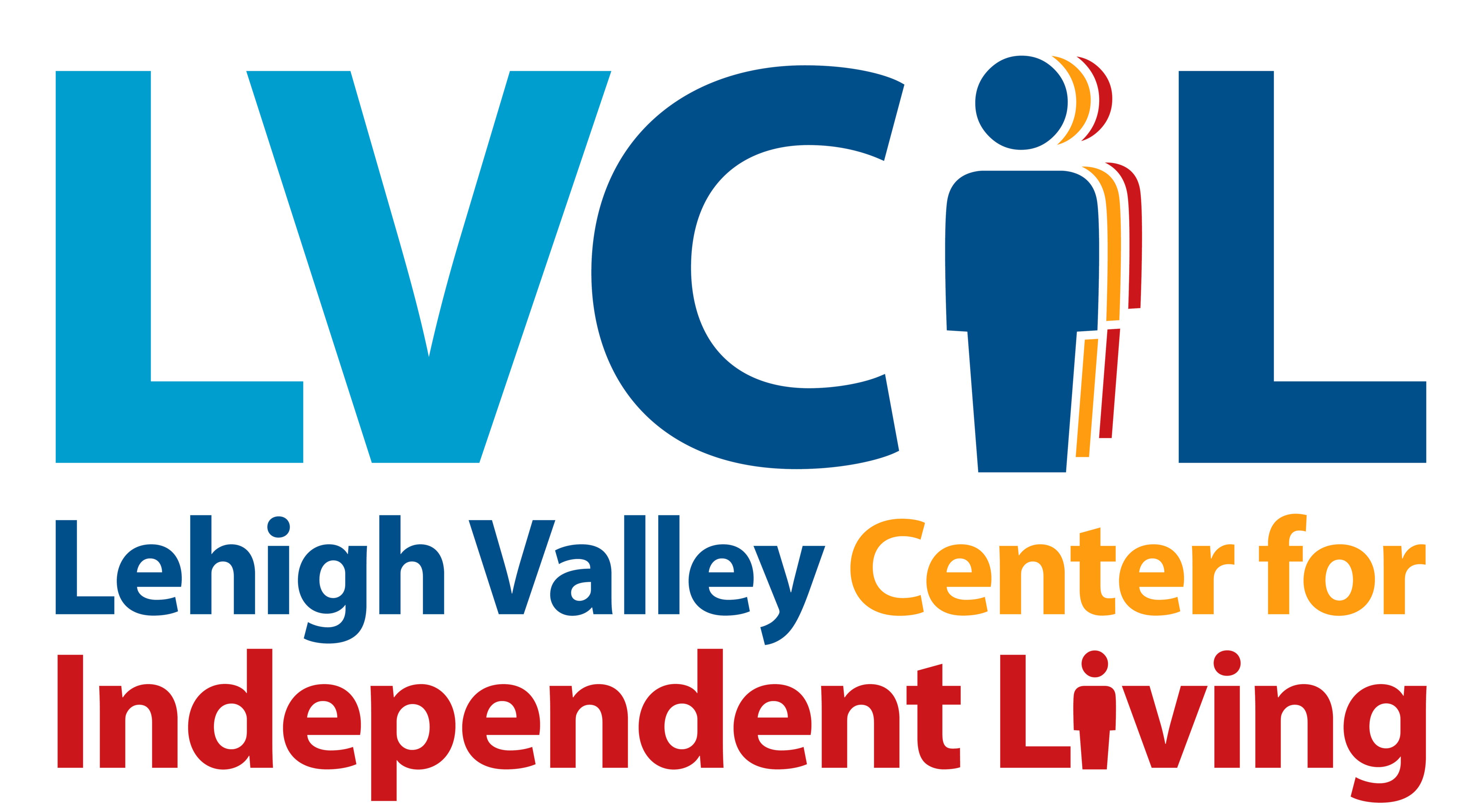 Lehigh Valley Center for Independent Living (LVCIL) logo