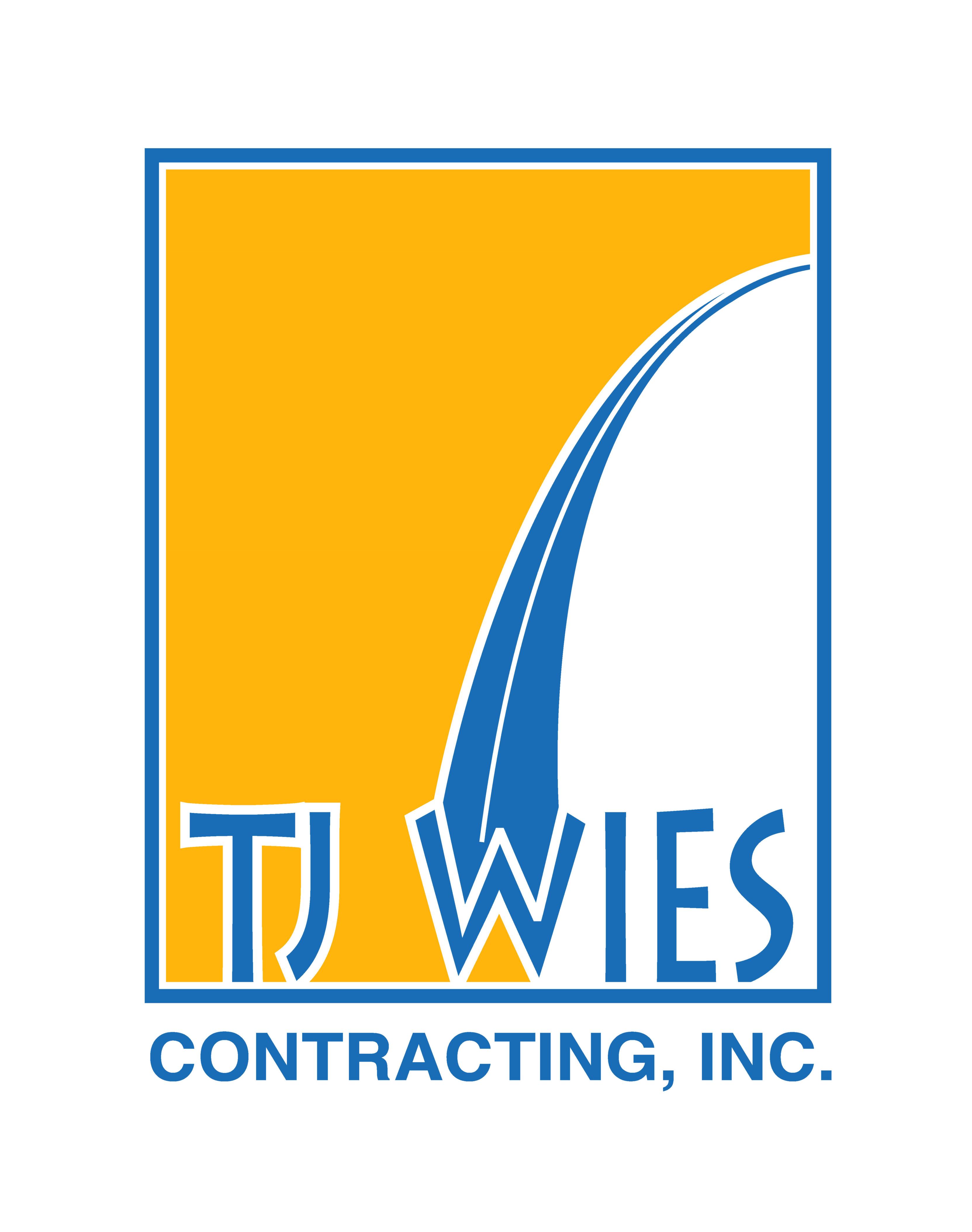 TJ Wies Contracting, Inc. logo
