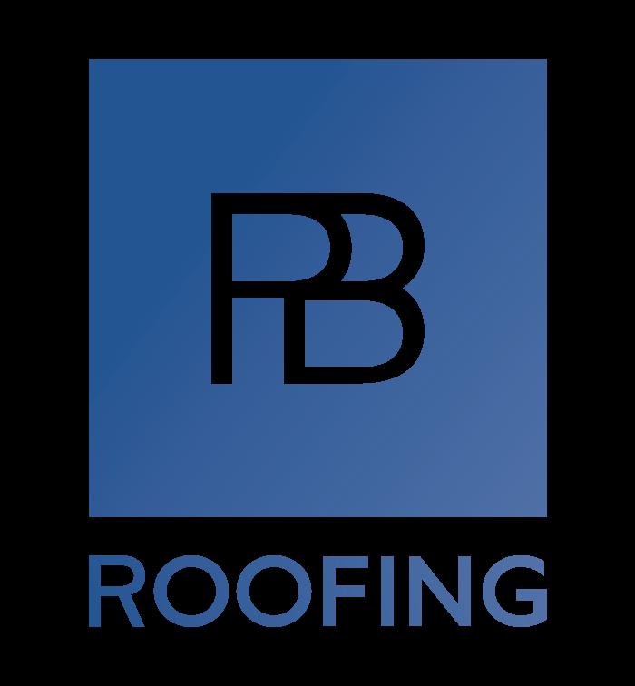 PB Roofing logo
