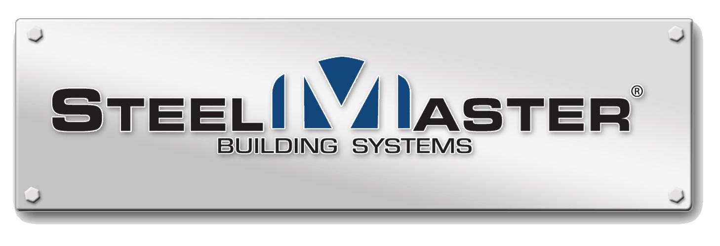 SteelMaster Buildings logo