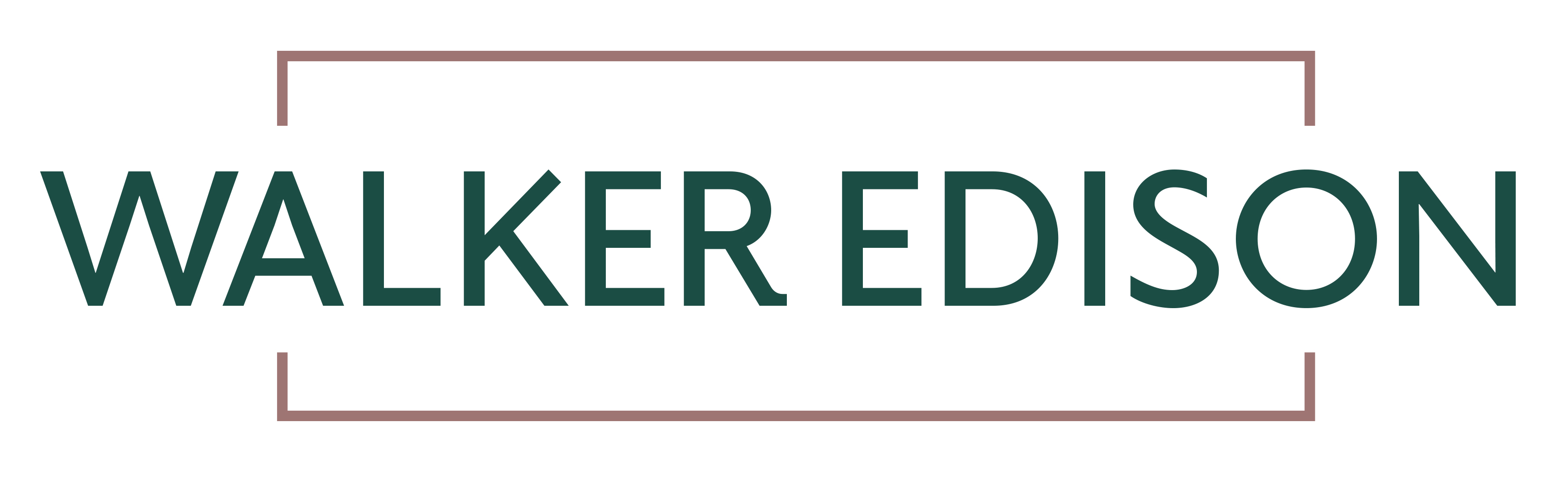 Walker Edison Company Logo