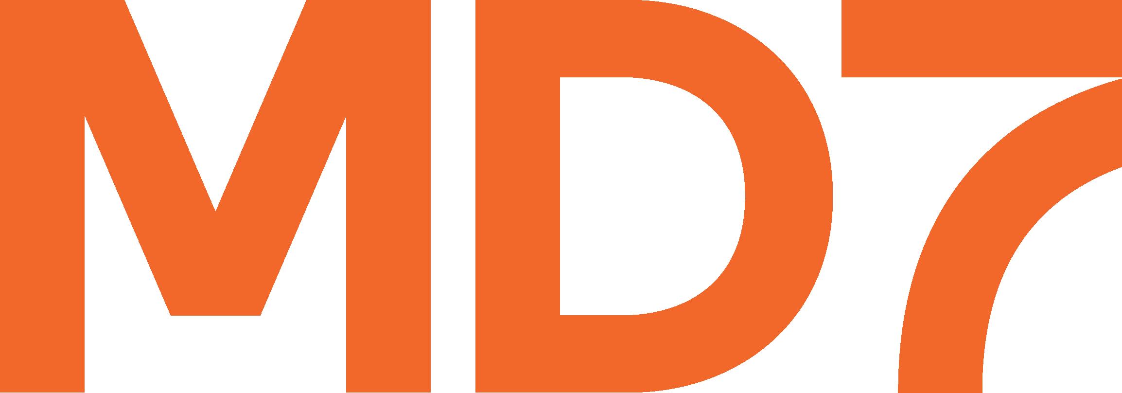 MD7 Company Logo