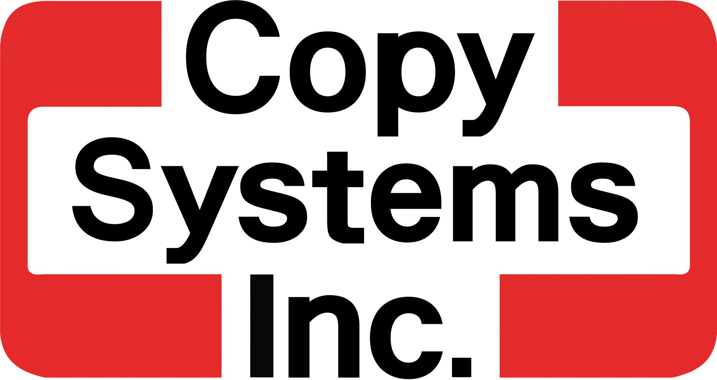 Copy Systems Company Logo