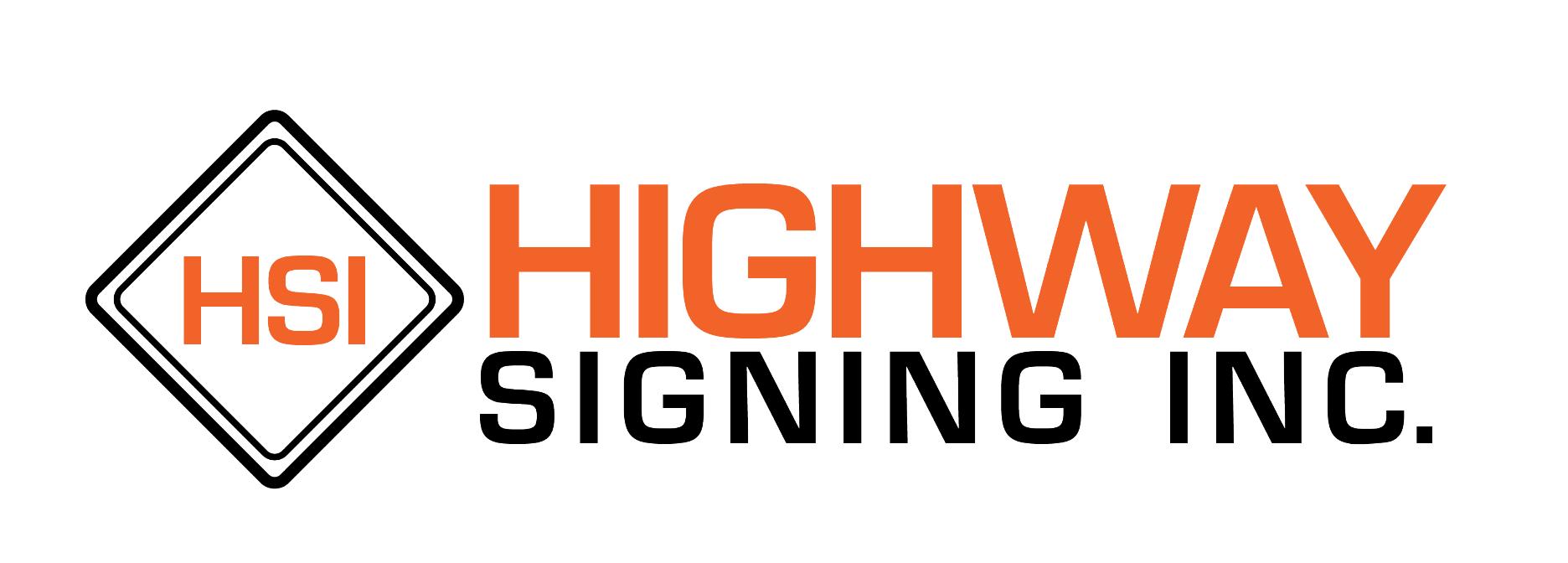 Highway Signing, Inc. Company Logo