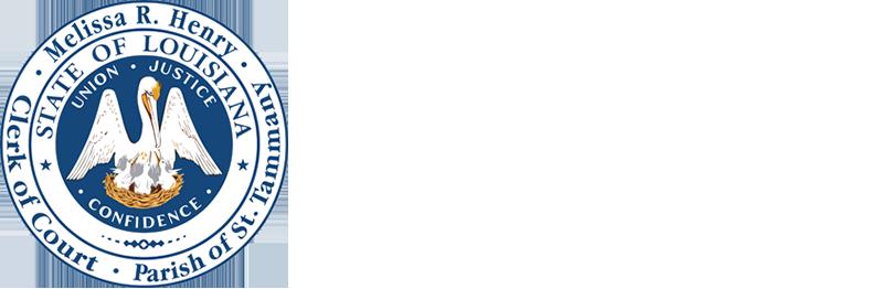 St. Tammany Clerk of Court logo