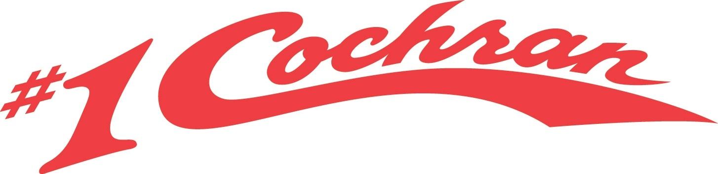 #1 Cochran logo