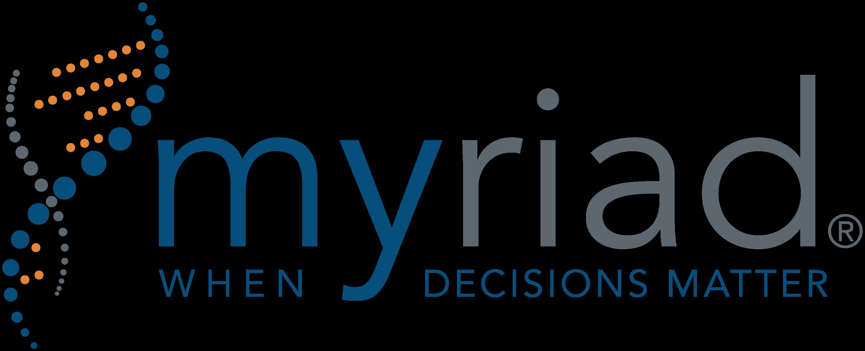 Myriad Genetics, Inc. Company Logo