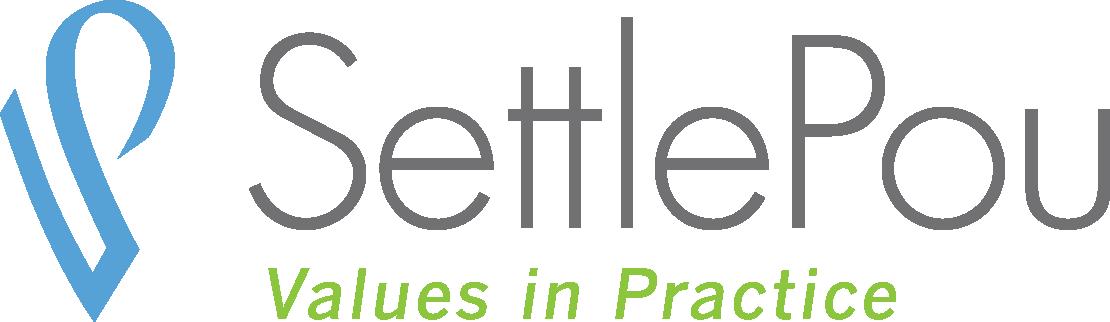 SettlePou Company Logo