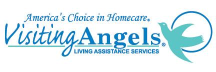 Visiting Angels Newton/Canton logo