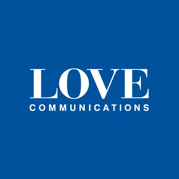 Love Communications Company Logo