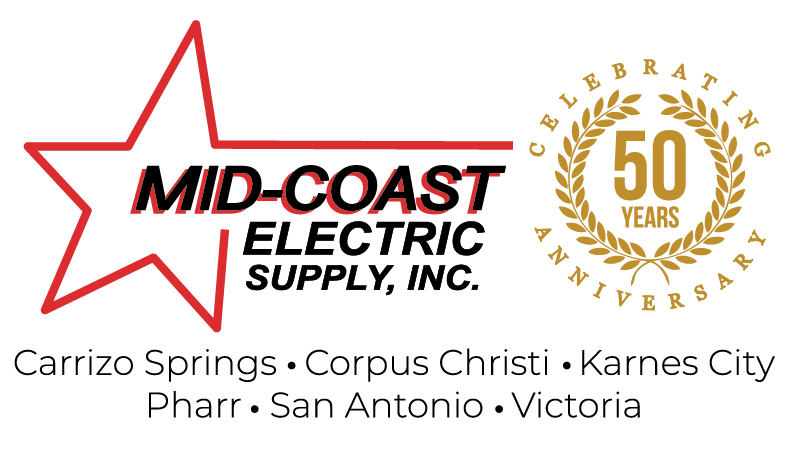 Mid-Coast Electric Supply, Inc. Company Logo