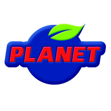 Planet Subaru, Chrysler, Jeep, Dodge, Ram Company Logo