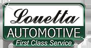 Louetta Automotive Company Logo
