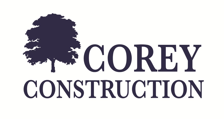 Corey Construction logo