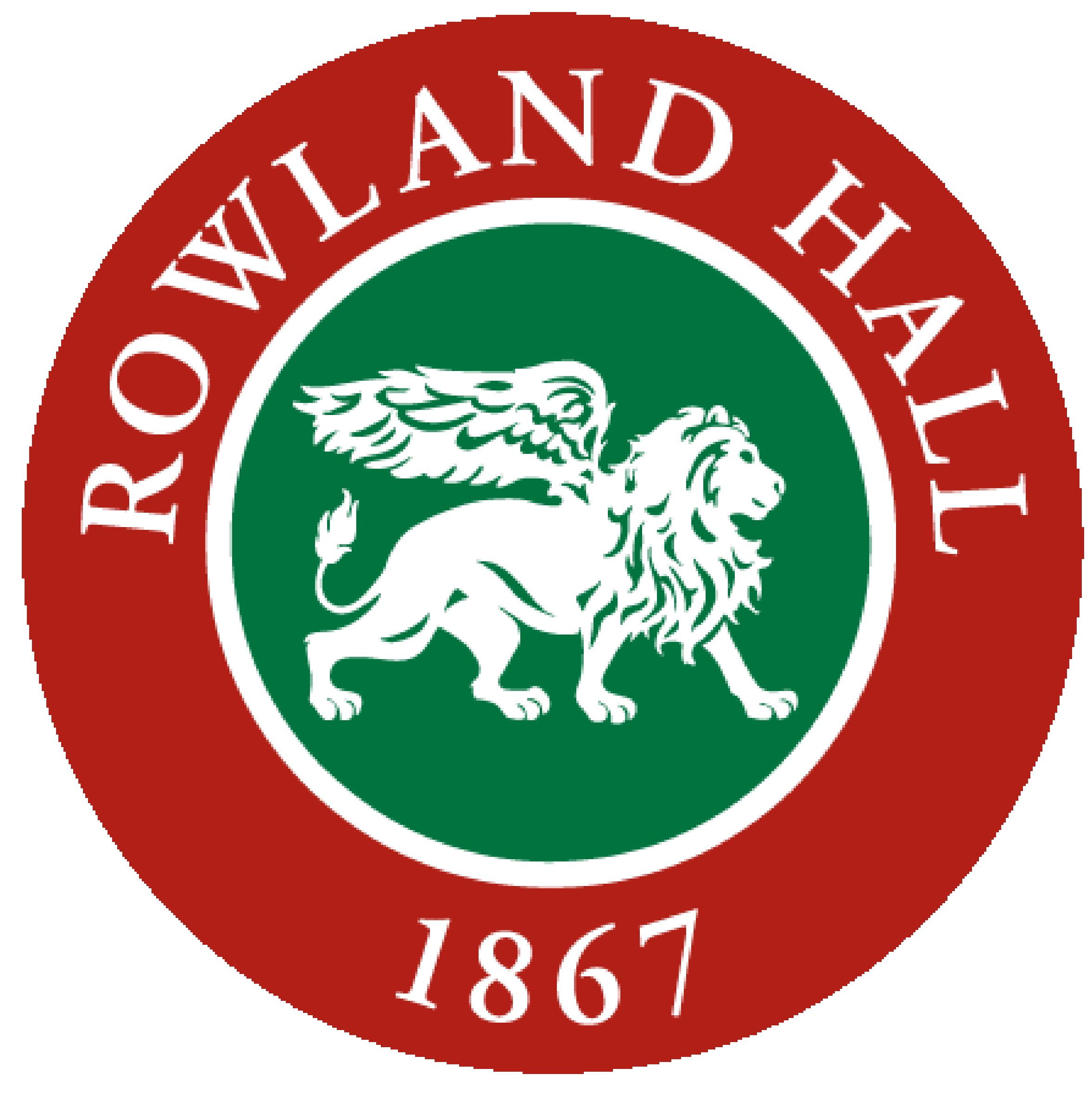 Rowland Hall Company Logo