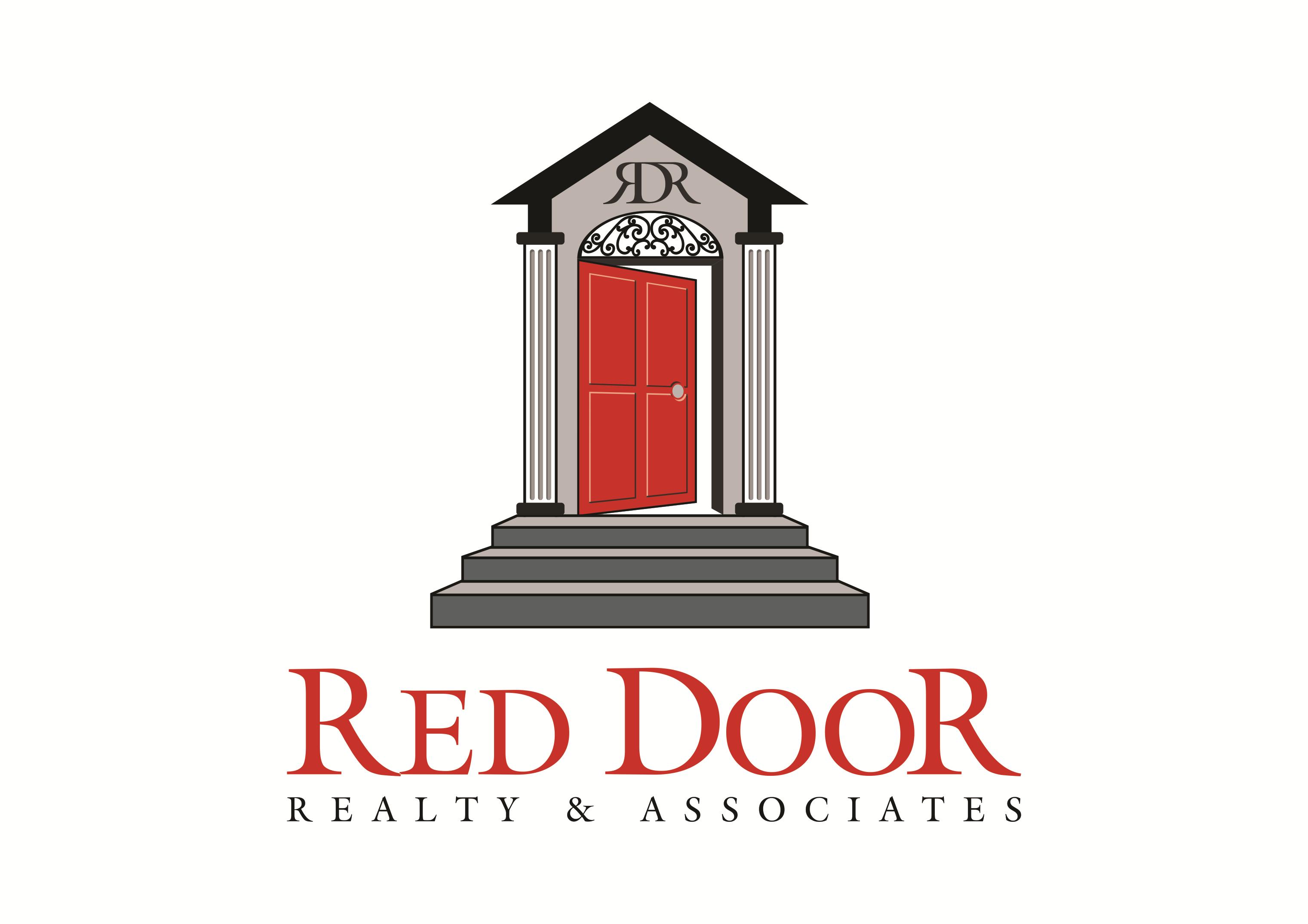 Red Door Realty & Associates logo