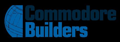 Commodore Builders logo