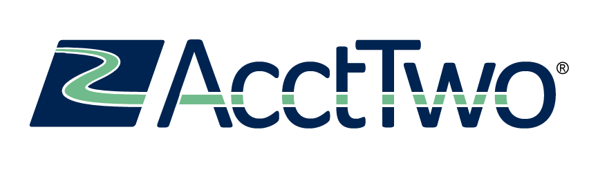 AcctTwo Shared Services Company Logo